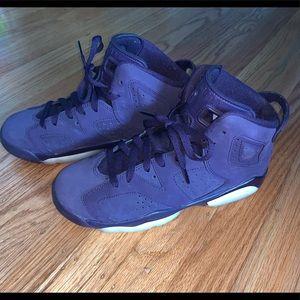 Jordan Retro 6 Purple Dynasty